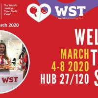 Welcome to WST Georgia stand in ITB Berlin